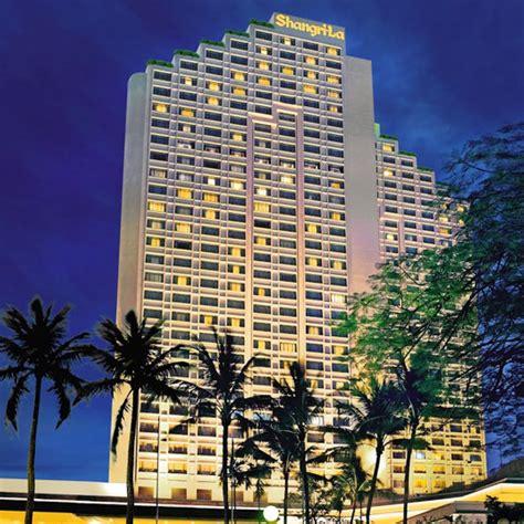 SHANGRILA HOTEL JAKARTA